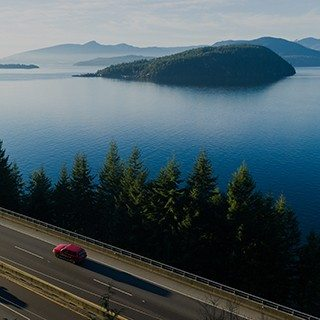 Gibbons Life Journey - The stunning Sea to Sky Highway north of Vancouver