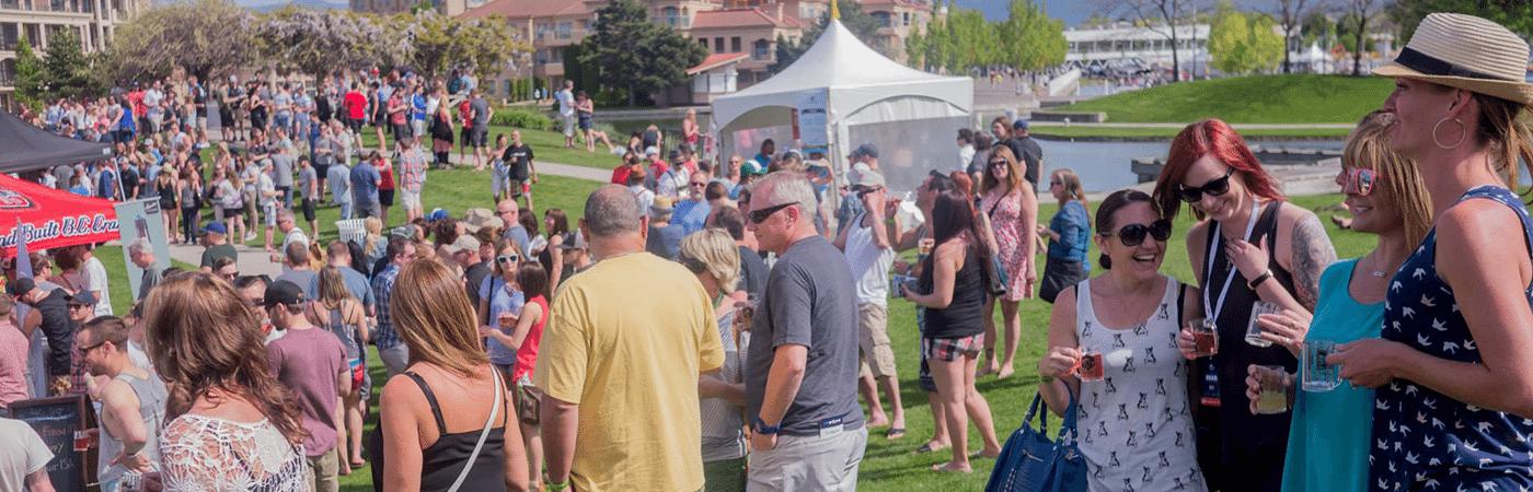 Great Okanagan Beer Festival