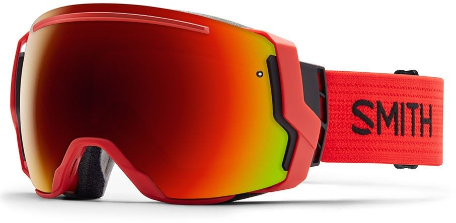 1446b7710c Smith Optics I O7 in Fire Red Sol X Mirror