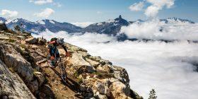Whistler mountain biking events.