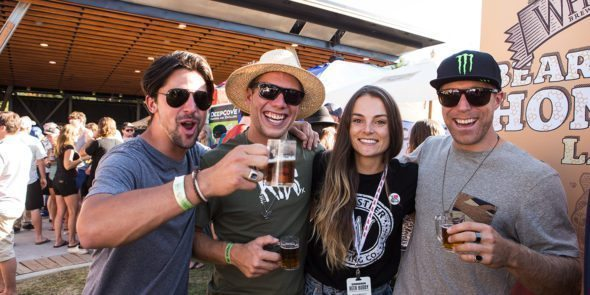 Cheers to our Guide to Great Canadian Beer Festivals, including the Whistler Village Beer Festival