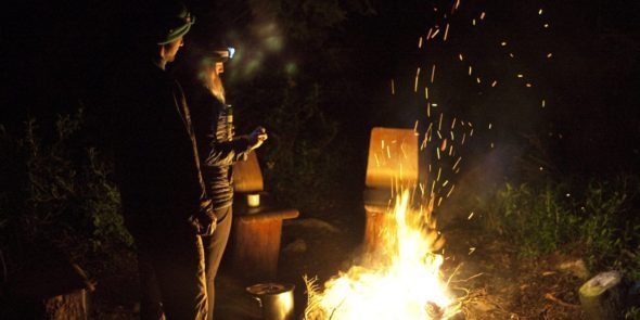 Is the campfire calling? Be sure to bring the must have camping gear.
